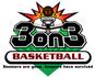 3on3バスケットボール大会ロゴ