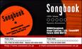 ボーカルスクール「Songbook」ロゴタイプ&名刺デザイン